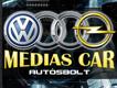 Medias Car autósbolt